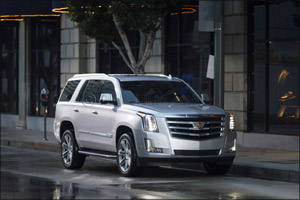 Cadillac raises the luxury bar further with Middle East arrival of the 2018 Escalade