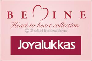 Joyalukkas offers limited edition Be Mine diamond jewellery collection to celebrate Valentine's Day