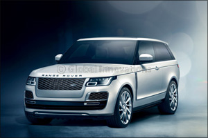 Luxury First: Range Rover Sv Coup�  Debuts at Geneva Motor Show