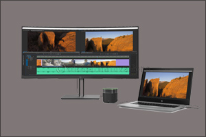 HP's New High-Performance Workstations Push Creative and Technical Workflows to the Limit