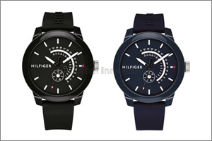 Tommy Hilfiger's SS2018 men's and women's watch collection