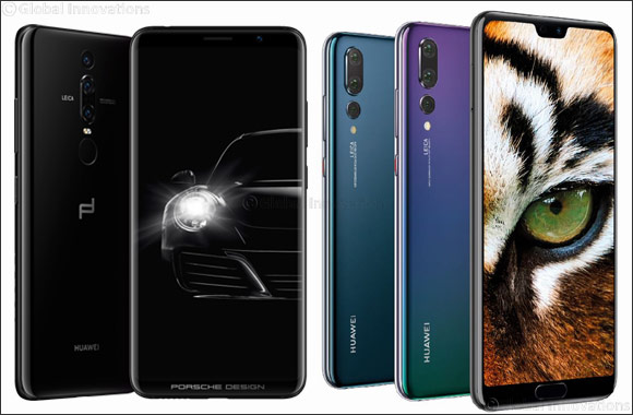 Huawei Brings the Most Coveted Smartphone - HUAWEI P20 Pro to the