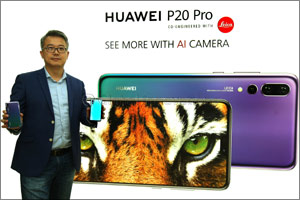 Huawei Brings the Most Coveted Smartphone - HUAWEI P20 Pro to the UAE