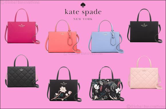 Kate Spade New York Reissues The Original Sam Bag In Celebration Of 25th Anniversary Ubai