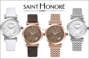 SAINT HONORE brings an innovative touch to a beautiful classic