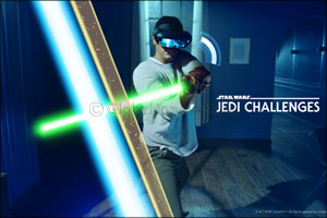 Lenovo� and Disney Bring New Multiplayer Mode to  Star Wars�: Jedi Challenges Augmented Reality Experience