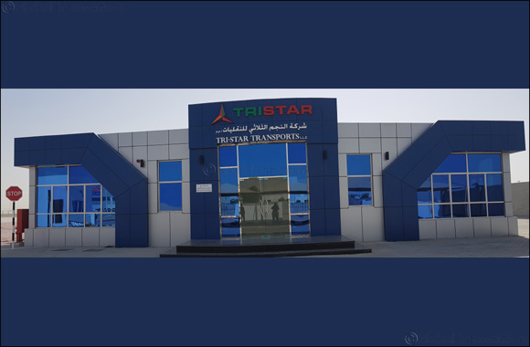 Tristar Group opens new transport and warehouse facilities in Abu