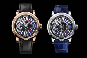 Louis Moinet Skylink timepiece