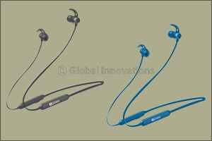 For fitness enthusiasts, ZAKK unveils  Flex wireless sports headphone