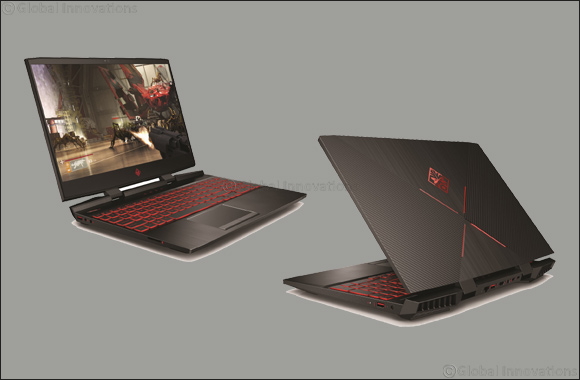 HP Launches OMEN Innovations Geared for Gaming Glory : GoDubai com