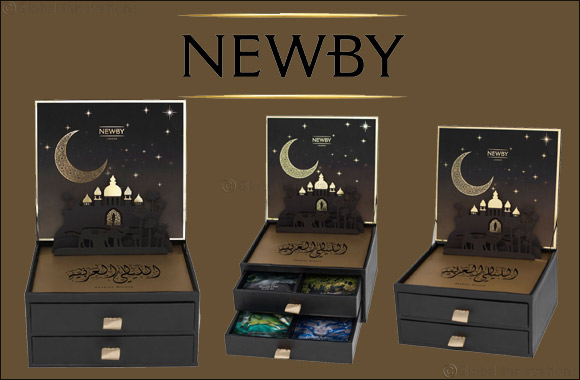 World's Leading Luxury Tea Brand Newby Teas Unveils Limited Edition Gift Box for the Holy Month of Ramadan
