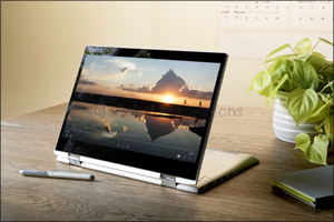 HP Introduces New Powerful Convertible PC for Growing Businesses and Mobile Professionals