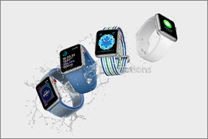 Apple Watch Series 3 with built-in cellular arrives at Etisalat