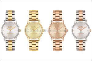 Hour Choice presents Coach Grand Collection