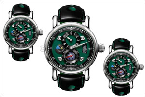 Chronoswiss' Exclusive Limited Edition Flying Regulator Marks 31st Anniversary of Kitzbuhel Alpenrallye