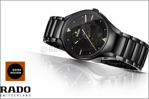 The Rado True Phospho wins 2018 Good Design Award�
