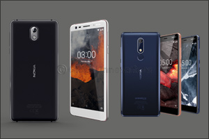 Rapid renewal of smartphone portfolio brings  next generation Nokia 5 and Nokia 3 to fans in the UAE
