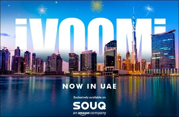iVOOMi Smartphones Enter the UAE Market Exclusively on SOUQ com
