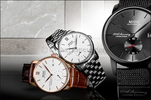 Mido Baroncelli - A Trilogy of Limited Editions
