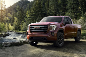 GMC Reaches New Heights with Next Gen 2019 Sierra Elevation