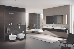 GROHE Ceramics Lines � the Perfect Match for the Perfect Oasis of Well-being in the Bathroom