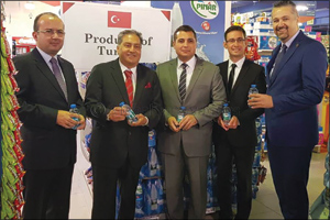 Launch of PINAR Water - Turkey