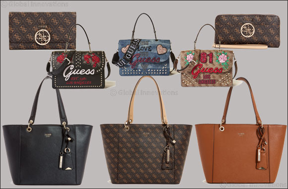 GUESS Launches Fall 18 Handbags   GoDubai.com 77f1e3048f132