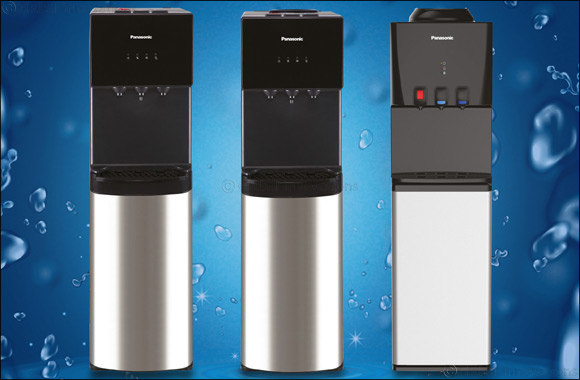 Panasonic's new water dispensers to add luxury to the modern