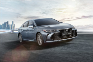 Luxurious all-new 2019 Toyota Avalon infuses admired confidence