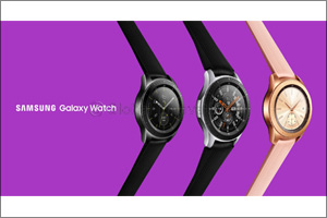Samsung Launches the New Galaxy Watch in the UAE