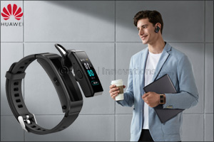 Up Your Health and Lifestyle Game with the Huawei TalkBand B5