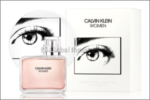 CALVIN KLEIN WOMEN:  The first CALVIN KLEIN fragrance developed under the vision  of Chief Creative Officer, Raf Simons