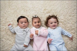 SWP by Irina, the luxury baby clothing brand, is now available in United Arab Emirates
