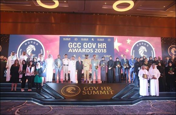 GCC GOV HR Awards 2018: The best in Human Capital Management