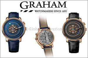 The Geo-Graham Orrery Tourbillon presents a galaxy you can reach out and wear Geo-Graham Orrery Tourbillon