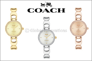 Hour Choice presents Coach Park Collection