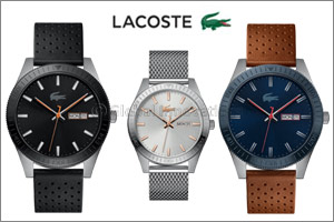 LACOSTE presents its new Legacy collection