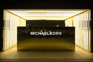 Kors Dubai: Michael Kors Celebrates  A New Middle East Flagship Store and Special-edition Handbag