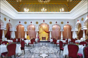 The royal dining experience �Mughal-E-Azam� is back at BOLLYWOOD PARKS � Dubai