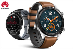 Huawei Launches A New Era in Smartwatch Endurance