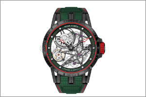 Roger Dubuis celebrates UAE National Day with exclusive Limited Edition Excalibur Spider Skeleton automatic