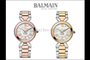 Balmain reveals the Madrigal Lady II � the ideal accompaniment to crowns