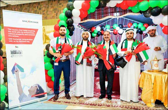 UAE Exchange celebrates UAE National Day in association with