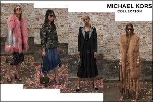 Michael Kors Collection Transeason 2019 Press Presentation