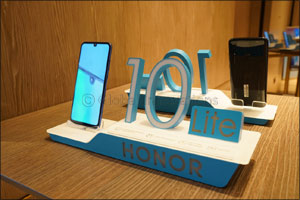 Stylish and Contemporary – Honor Launches Exceptionally Designed Smartphone: Honor 10 Lite With 24-mp Ai-powered Selfie Camera