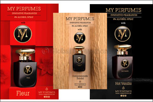 My Perfumes Revolutionizes with a never before Alcohol-free range of perfumes that are ever lasting.