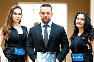 Ferhat Kacmaz selected as judge of Queen of USSR Beauty Pageant in Dubai