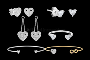 Nothing says �I love you' quite like MKS Jewellery Valentine's Day Top Picks