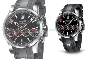 Chrono 4 Grande Taille Limited Edition - another classy reiteration of an iconic collection