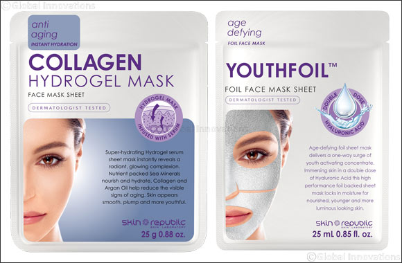 Sheet masks and their textures – what's the right mask for